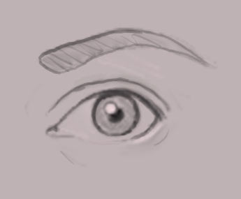 Tutorial for photoshop how to draw a human eye photoshop tutorial for photoshop how to draw a human eye ccuart Gallery